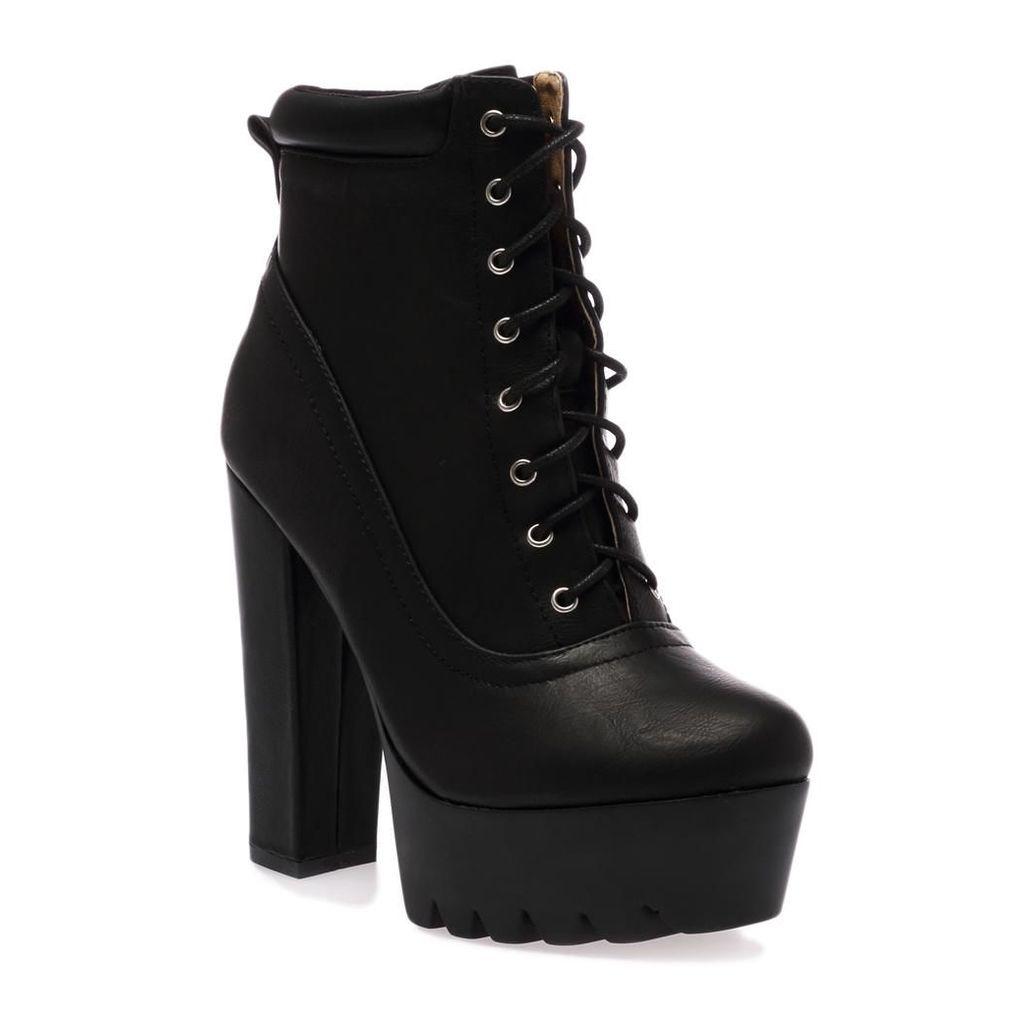 Lauree  Ankle Boots, Black