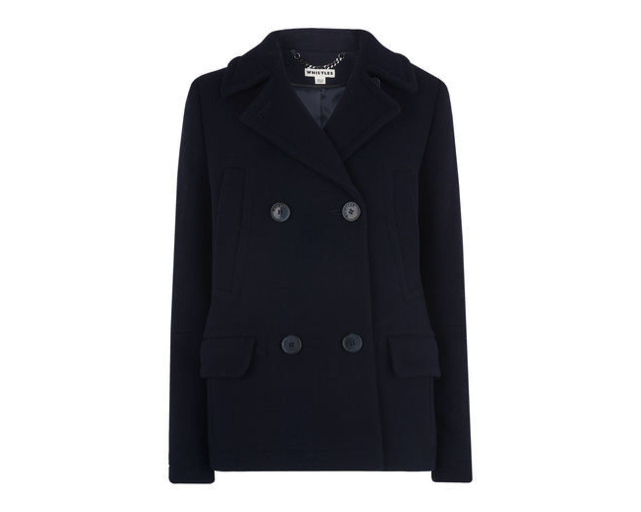 Short Pea Coat