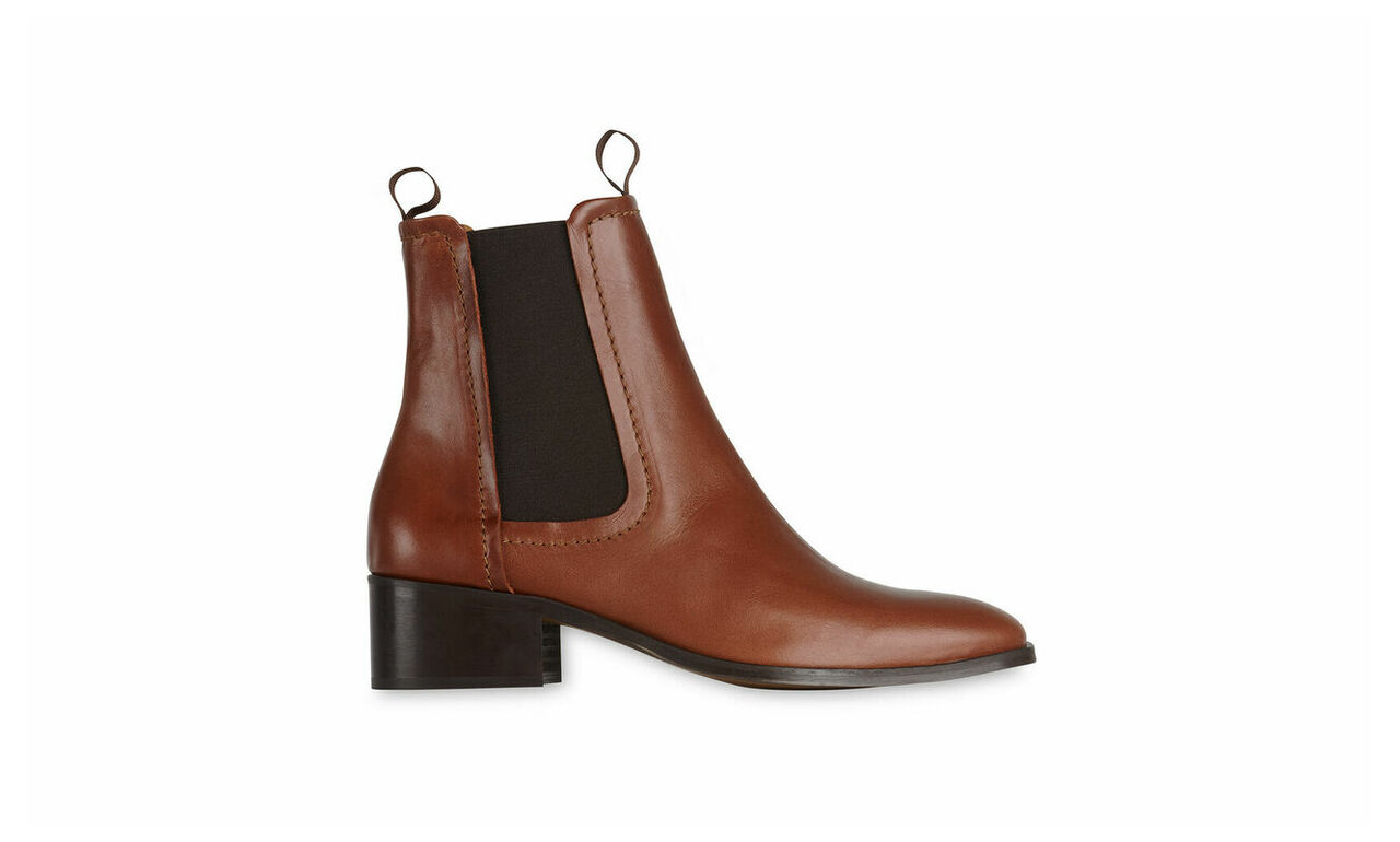 Fernbrook Leather Chelsea Boot
