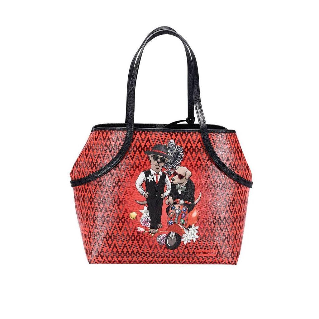 Shoulder Bag Handbag Women Cosimo Vinci