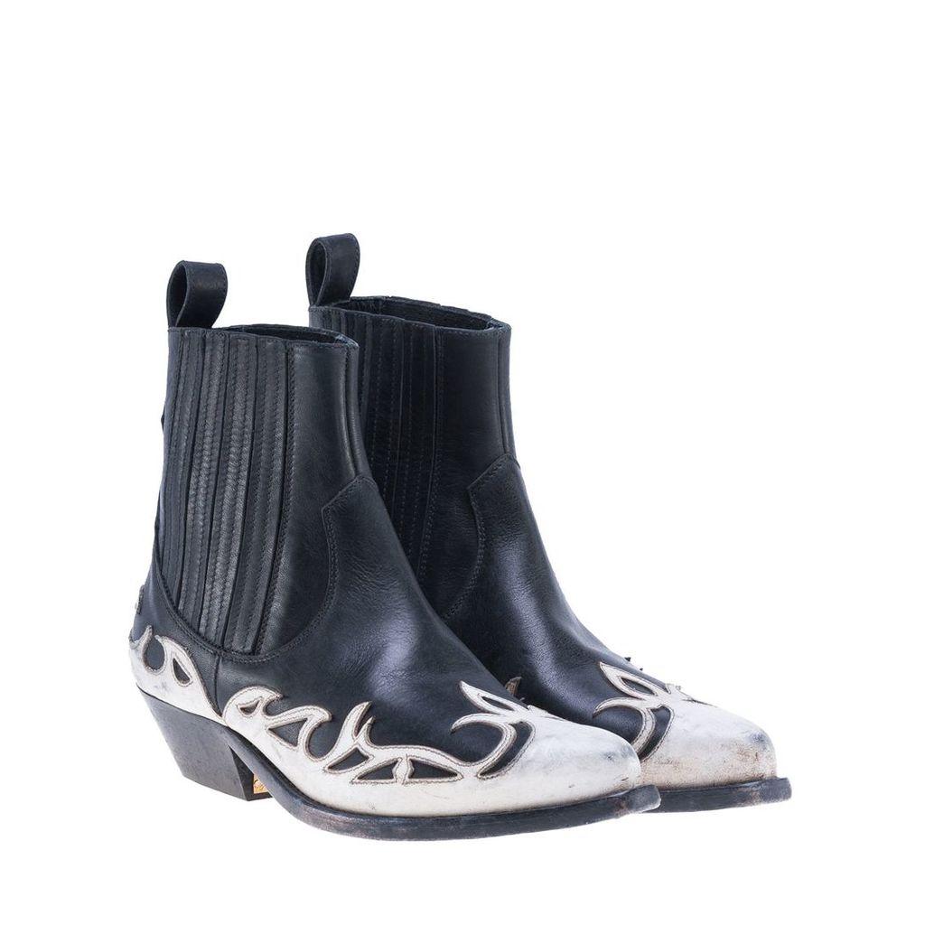 Golden Goose Deluxe Brand Santigo Boots