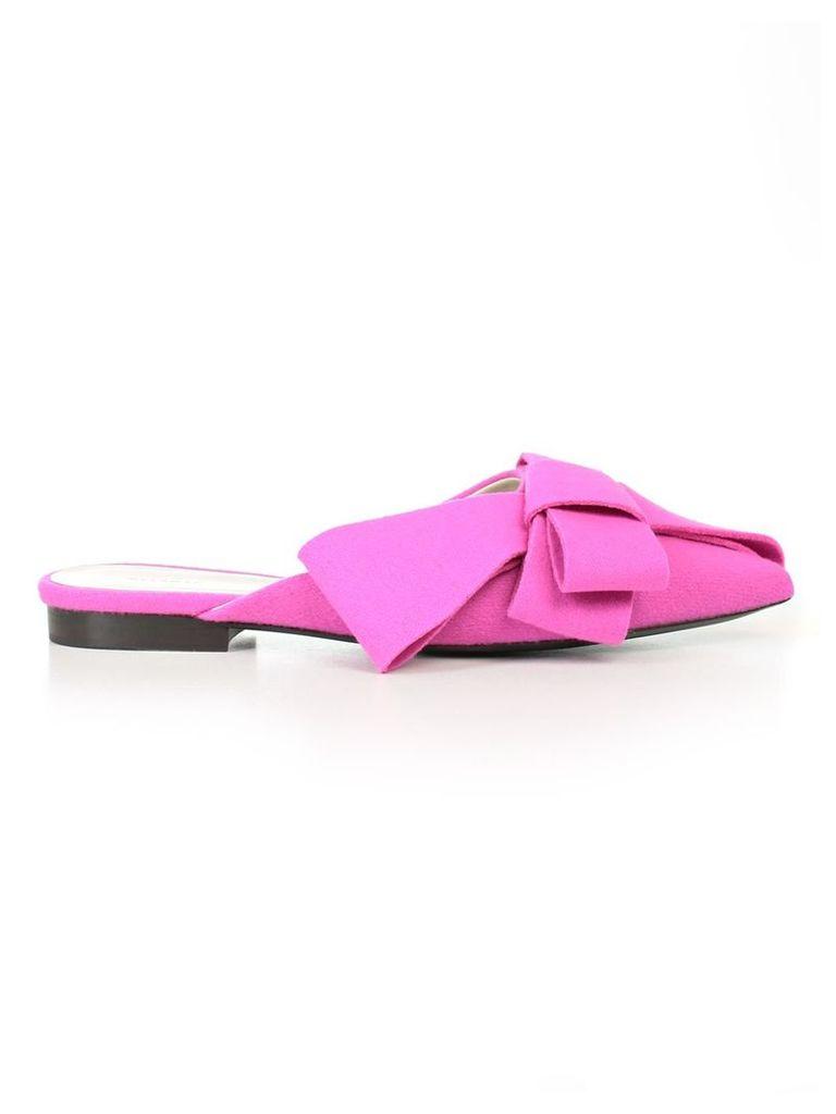 Delpozo Flat Shoes