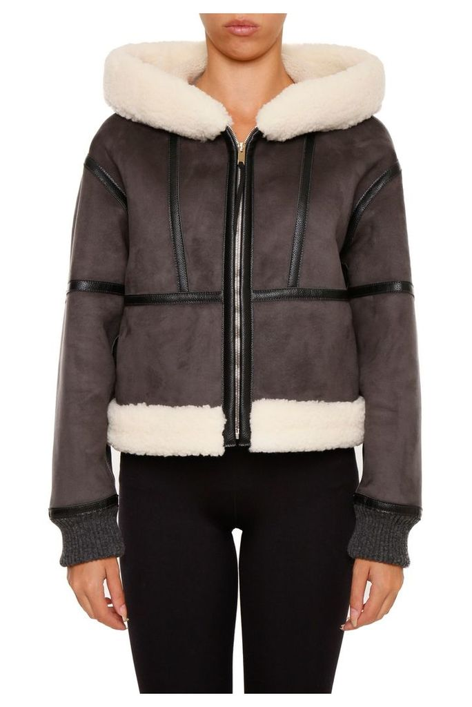 Alter Suede And Shearling Jacket