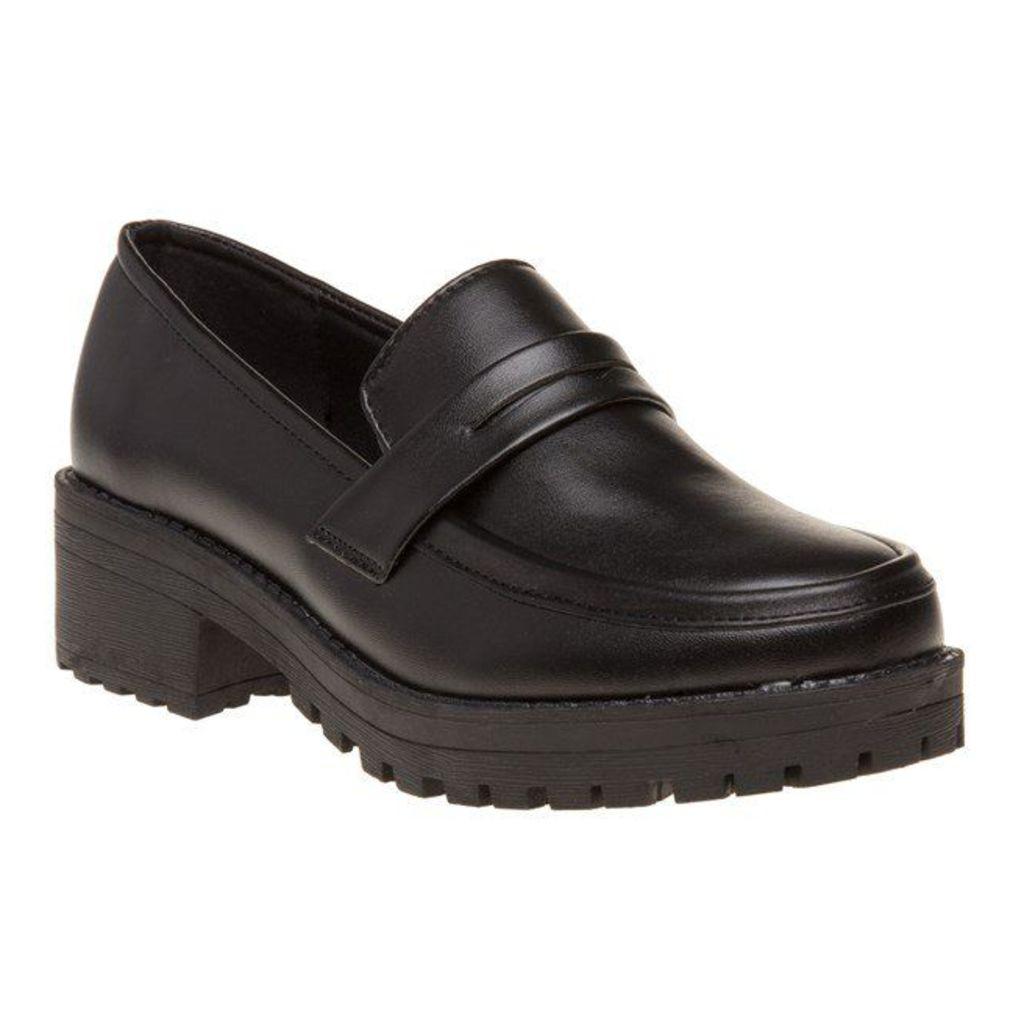 SOLESISTER Caspian Shoes, Black