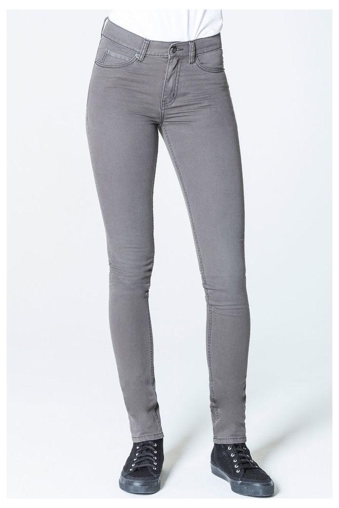 Tight Paper Khaki Jeans