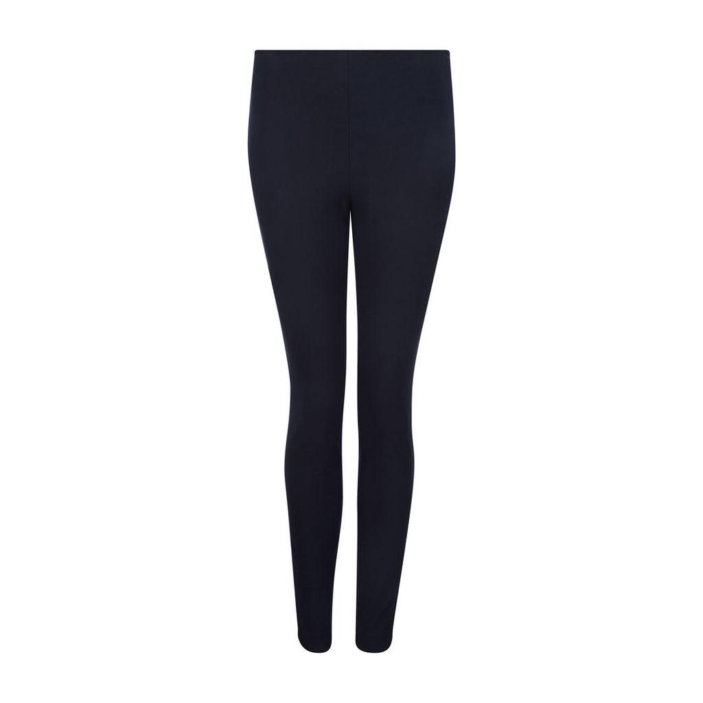 Side Zip BiStretch Skinny Trousers