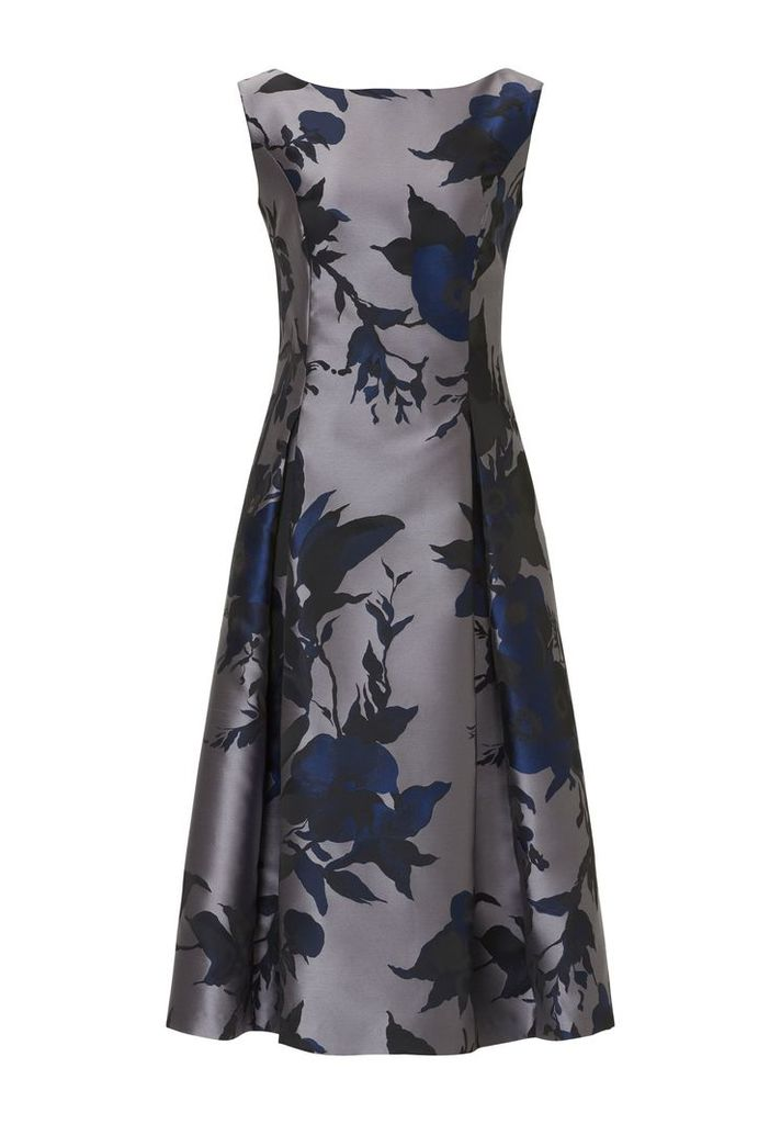 Vera Mont A-line dress, Blue