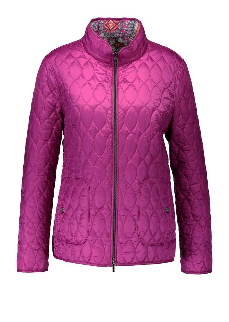 Basler Quilted Jacket, Pink
