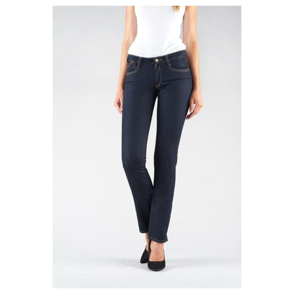 Regular Straight Cotton Mix Jeans