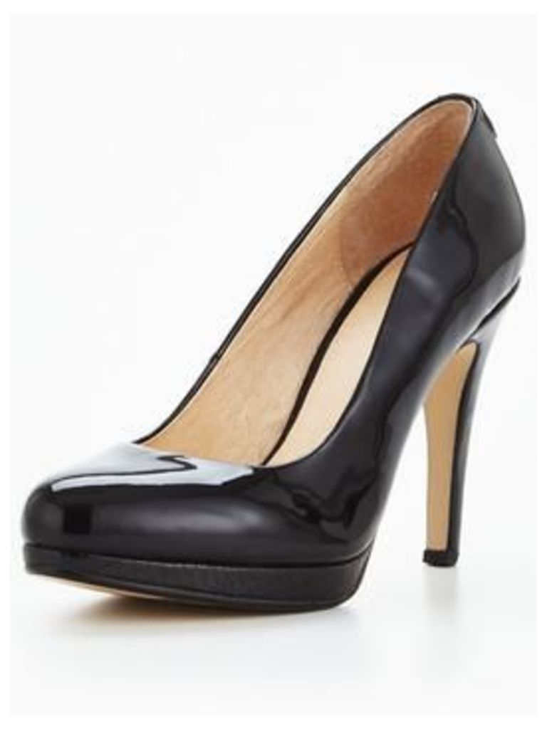 Moda In Pelle Civello Court Shoe Black
