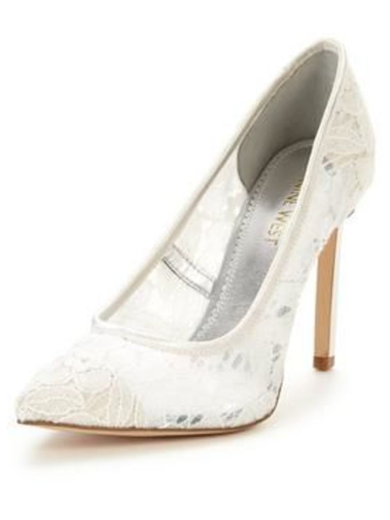 Nine West Heeled High Lace Court