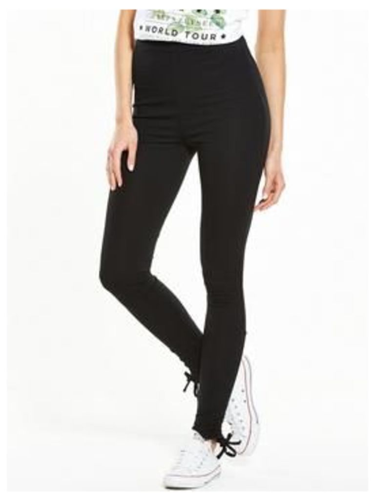 V By Very Tie Side Leggings