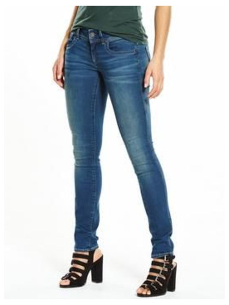 G-Star Raw Lynn Mid Skinny Jean - Power Wash