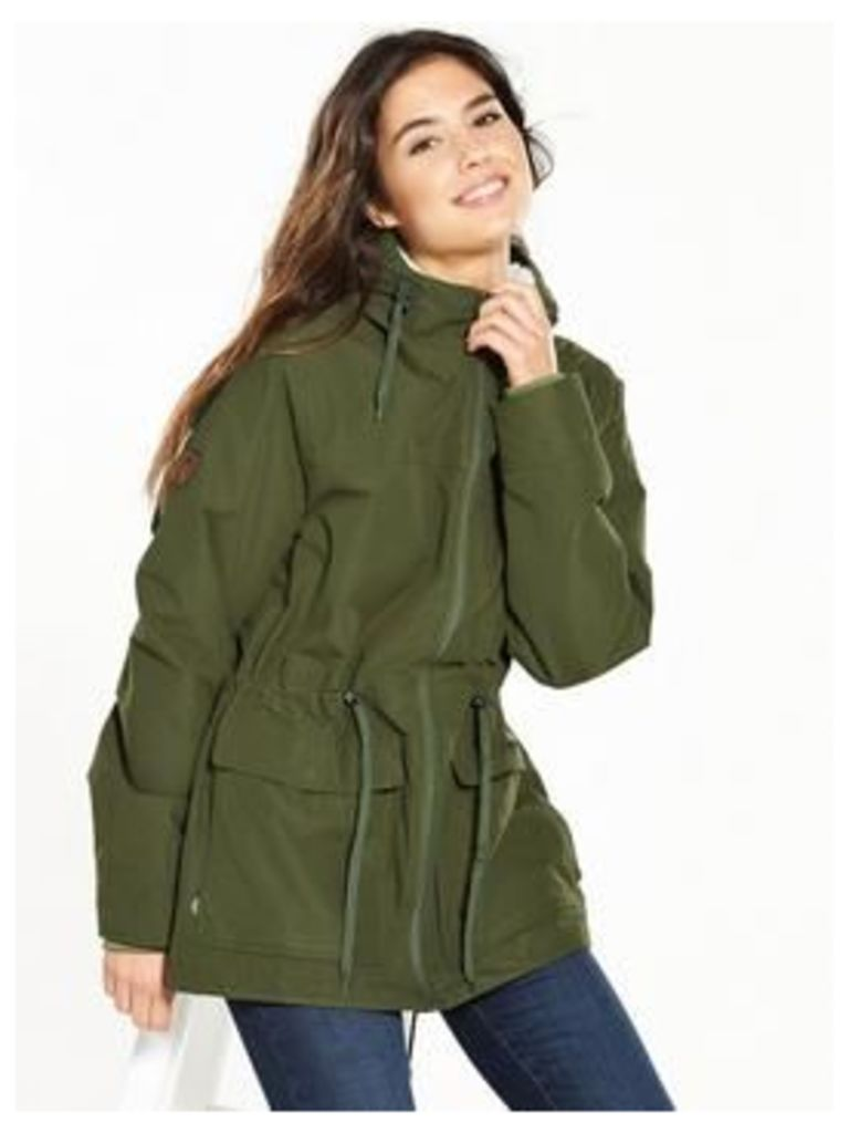 Trespass Forever Jacket - Khaki