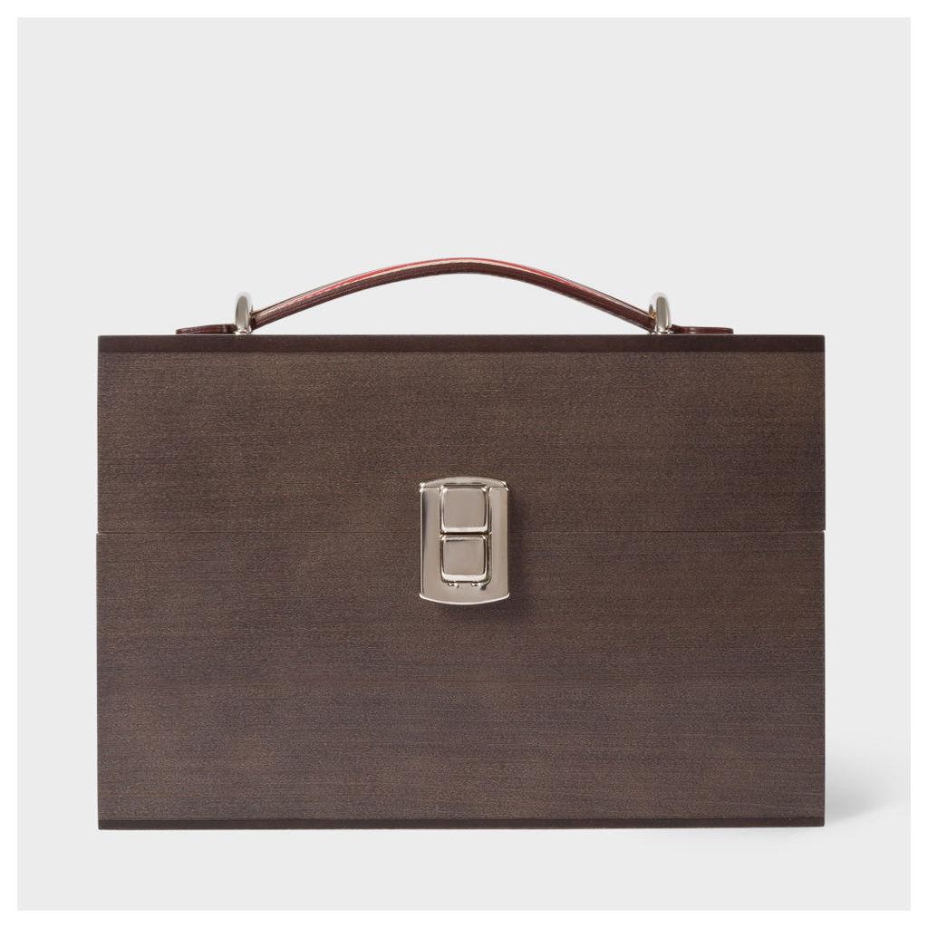 Luxury Wooden Shoe Care Kit