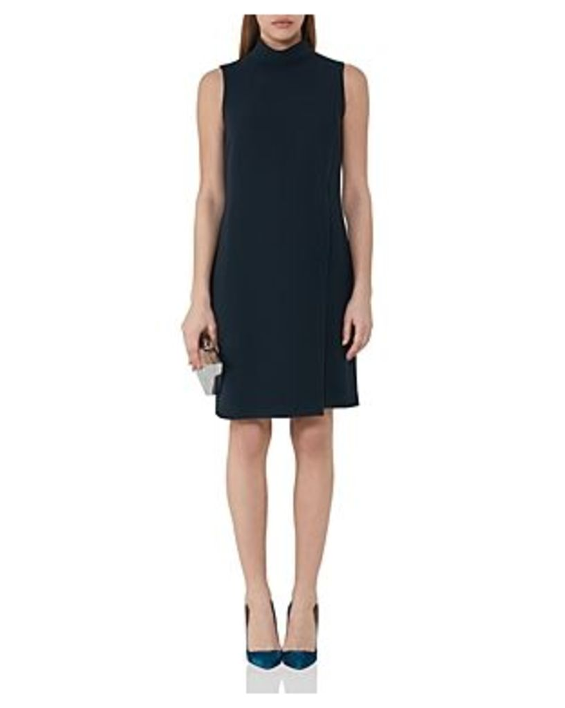 Reiss Adie Mock Neck Dress