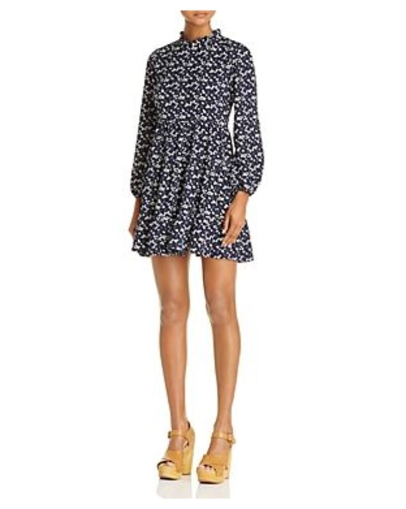 Molly Bracken Floral-Print Dress
