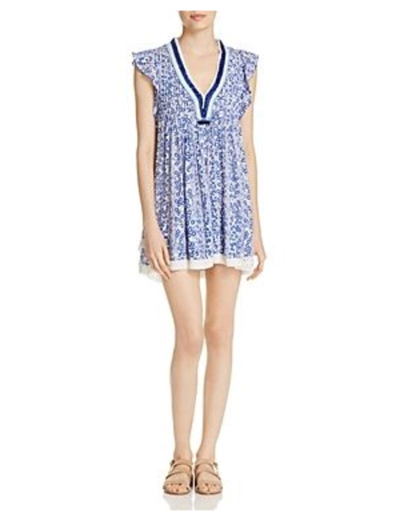 Poupette St. Barth Sasha Mini Dress