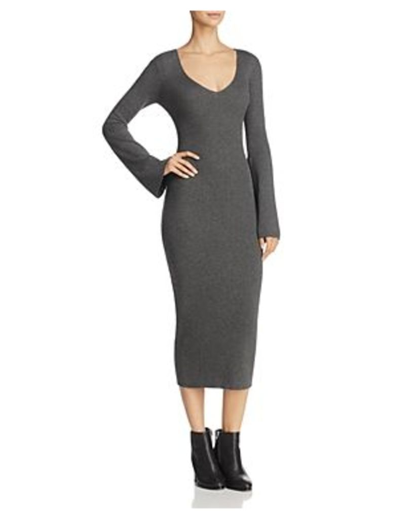 French Connection Virgie Knits Midi Dress