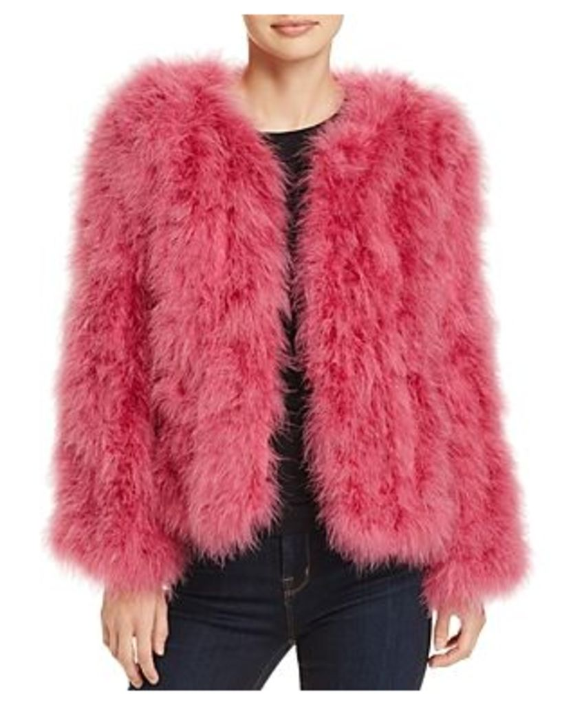 Pellobello Fluffy Feather Fever Jacket