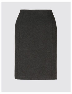 M&S Collection Jersey A-Line Mini Skirt