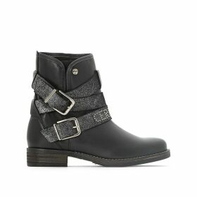 LTC Heather Ankle Boots
