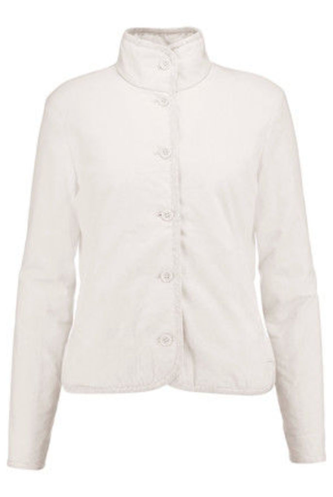 James Perse - Padded Cotton Jacket - White