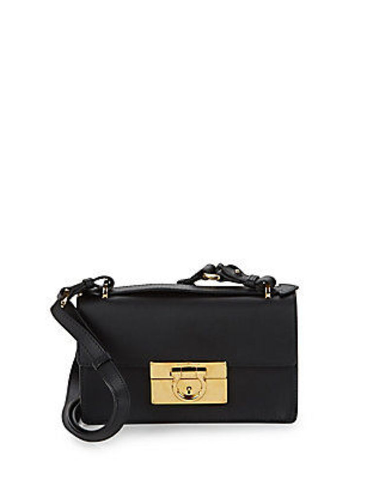 Aileen Small Leather Shoulder Bag