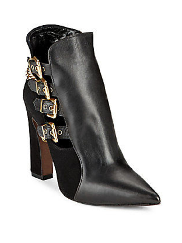 Exotic Ankle Boots