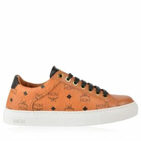 MCM Low Top Trainers In Visetos