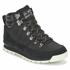 The North Face  BACK TO BERKELEY REDUX W  women's Mid Boots in Black