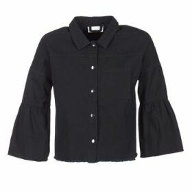 Noisy May  CELESTE  women's Shirt in Black