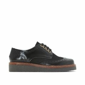 Leather Derbies