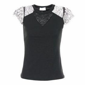 Moony Mood  HALO  women's T shirt in Black