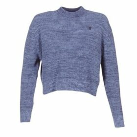 G-Star Raw  FOGELA KNIT  women's Sweater in Blue