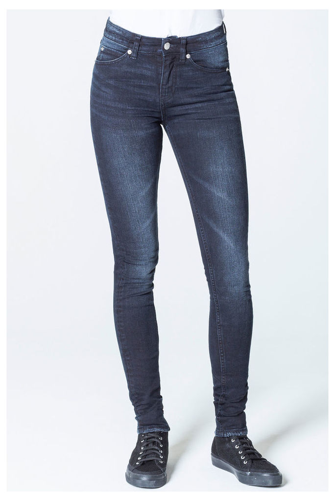 Tight Blue Black Jeans