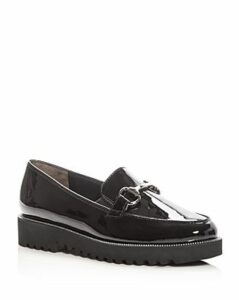 Paul Green Women's Nandi Patent Leather Platform Loafers - 100% Exclusive