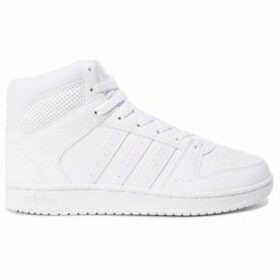 adidas  VS Hoopster Mid W  women's Shoes (High-top Trainers) in White