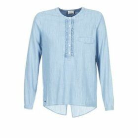 Oxbow  CARLOTA  women's Blouse in Blue