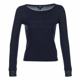 Armani jeans  JAUDA  women's Sweater in Blue