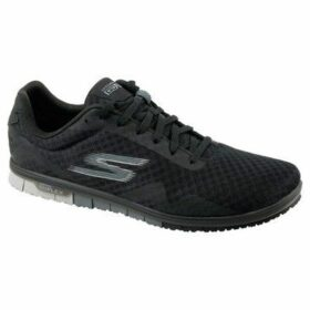 Skechers  GO Mini Flex  women's Shoes (Trainers) in Black