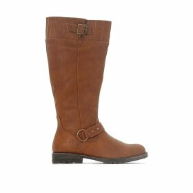 Boots with Ankle Straps