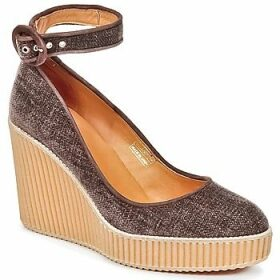 Castaner  QUINTAY  women's Court Shoes in Brown