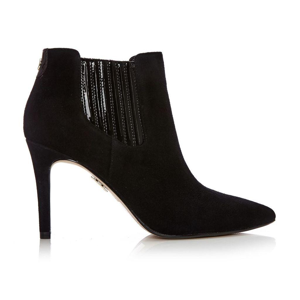 Moda in Pelle Kirstie Black High Smart Short Boots