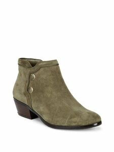 Pacer Suede Booties