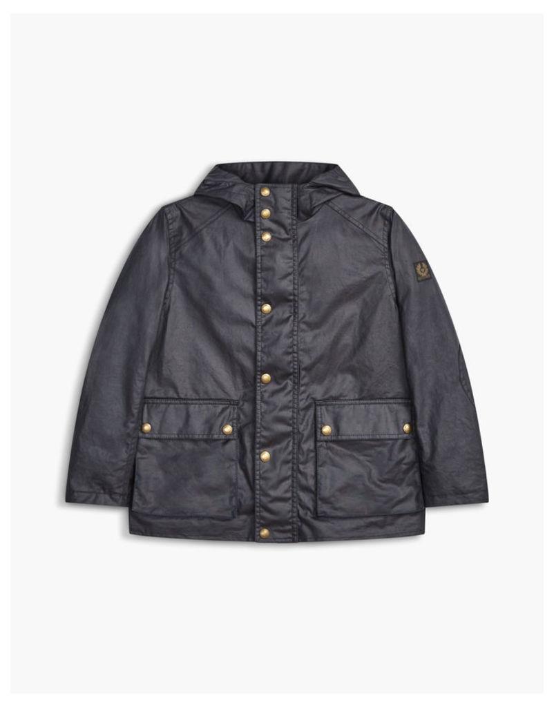 Belstaff Children's Tourmaster Jacket Blue Age