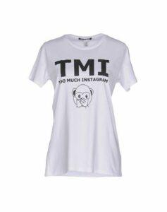 BLACK SCORE TOPWEAR T-shirts Women on YOOX.COM
