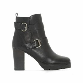Fatto Leather Ankle Boots