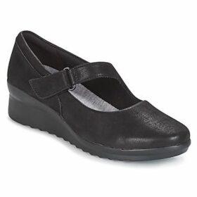 Clarks  CADDELL YALE  women's Shoes (Pumps / Ballerinas) in Black