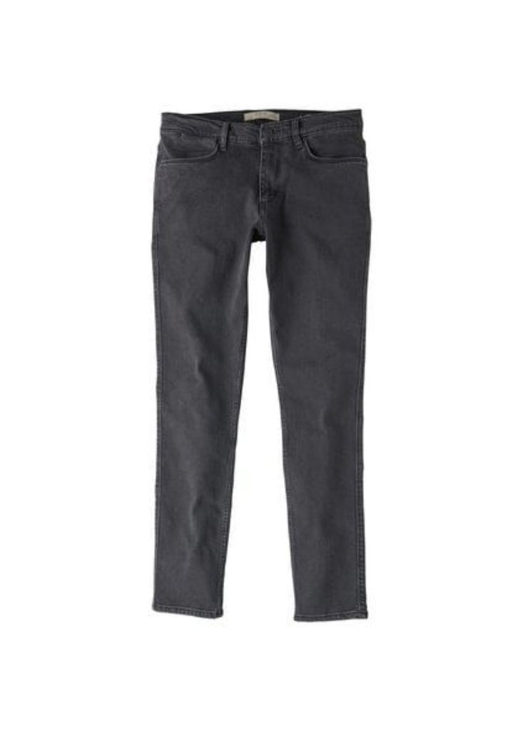 Slim-fit black Partrick Jeans